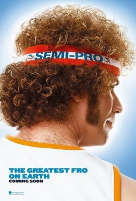 Will Ferrell - Semi-Pro - The Greatest Fro On Earth