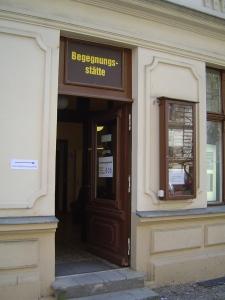Das Abstimmungslokal - eine Seniorenbegegnungsstätte