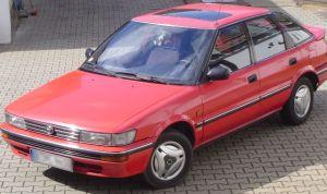 Mein geliebter Toyota Corolla E9 Liftback